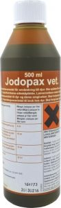 Jodopax vet 500 ml