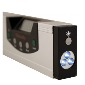 Digitalt vaterpas 400 mm