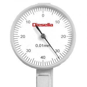 Vippeindikator 0-0,8 mm