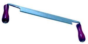 Båndkniv lige