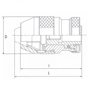 Borepatron 1-13 mm, B12
