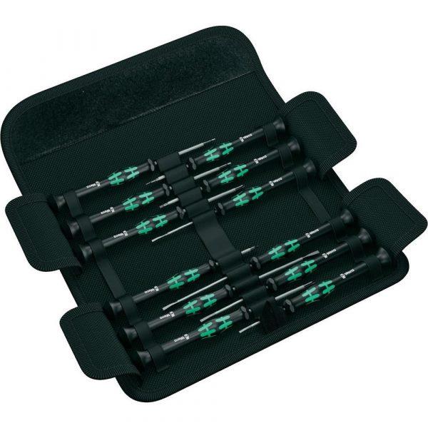 Wera Kraftform Micro skruetrækkersæt