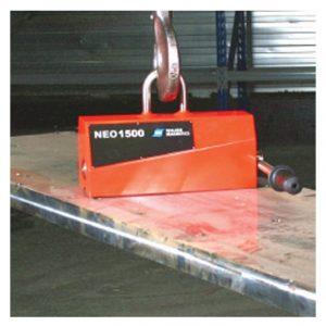 Permanent løftemagnet, 125 kg / 50 kg