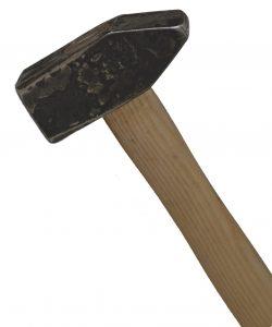 Tjekkisk smedhammer 1,6-2,0 kg