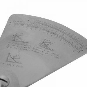 Svejselære vifteform (model G)