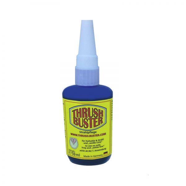 thrushbuster til behandling af sur stråle