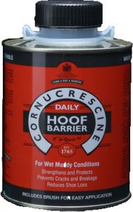 Cornucrescine Hoof barrier, 500 ml.