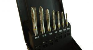Maskintapsæt M3-M12, Spåndbrydertap-sæt