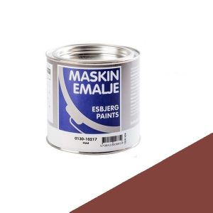 Maskinemalje Light Grey 0,75 L
