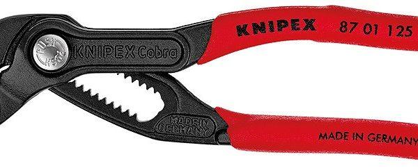 KNIPEX Cobra® Hightech-vandpumpetang