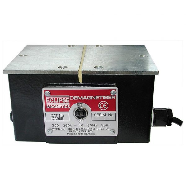 Afmagnetiseringsapparat 230V