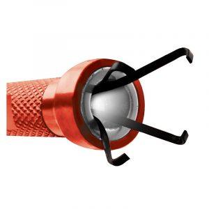 Fleksibel gribeklo med magnet