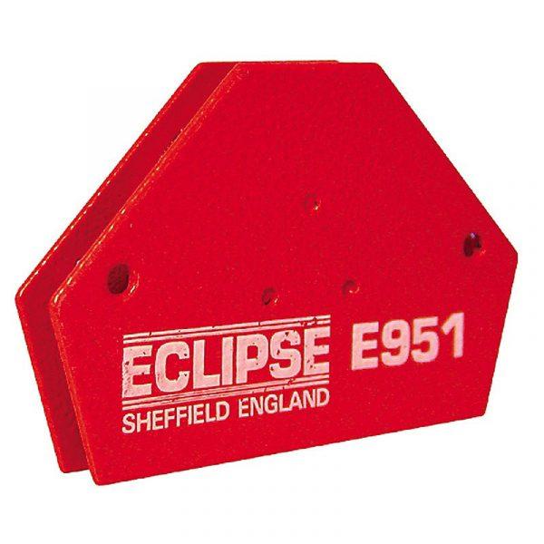 Eclipse svejsemagnet 30/45/60/75/90° 100x65x21