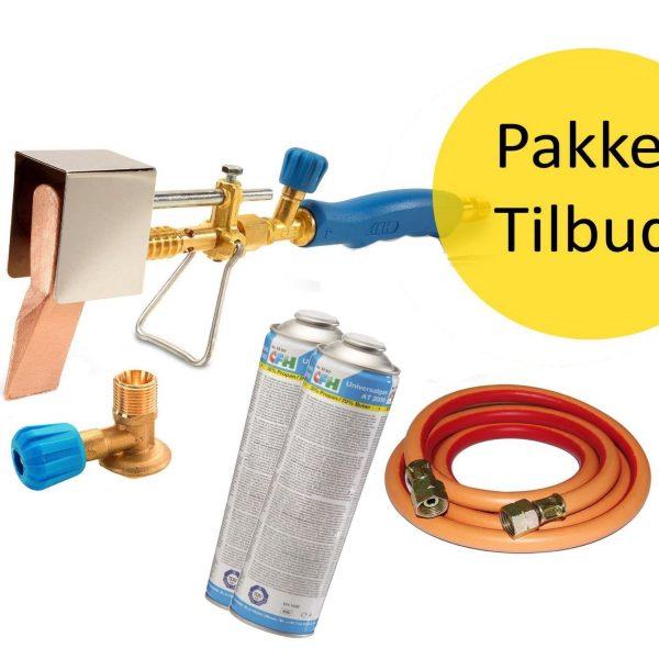 CFH Loddekolbe-pakke
