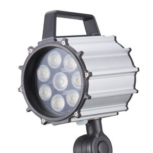 LED Maskinlys 9,5W IP Lang Arm