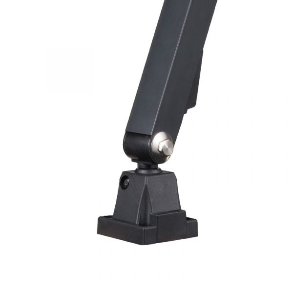 LED Maskinlys 9,5W IP Lang Arm