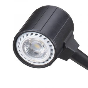 LED Maskinlys 5W IP30 Flex Arm