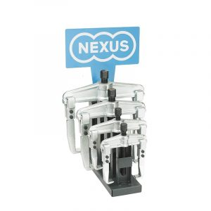NEXUS Displaysæt med 4 dele 2-armet 20-200X150 mm