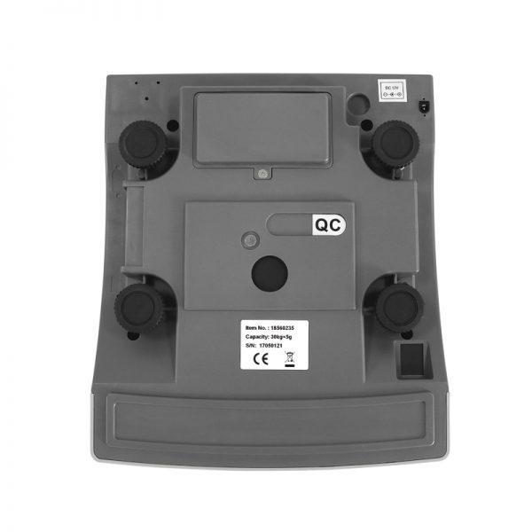 Bordvægt 15 Kg X 2 G LED