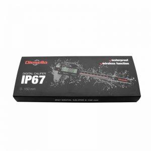 IP67 digital skydelære 0-150 x 0,01 mm med bluetooth og kæbelængde 40 mm