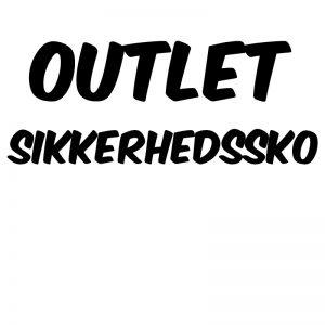 Outlet - Sikkerhedssko
