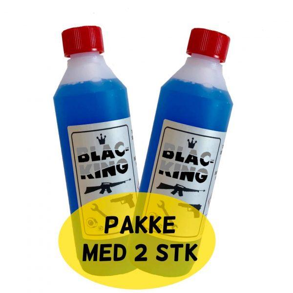 BLAC-KING 500 ml. (Pakke med 2 stk)