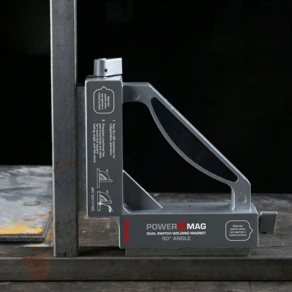 Powermag Magnetvinkel