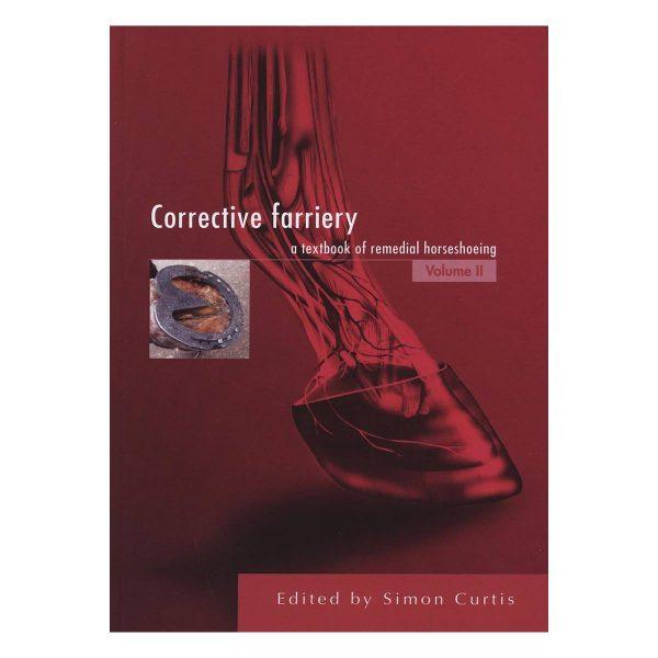 Corrective Farriery: Volume II bog af Simon Curtis